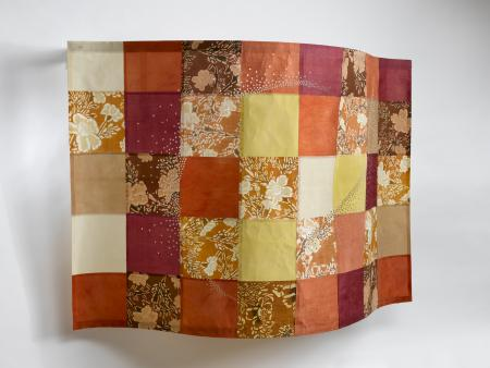 photograph of a quilt