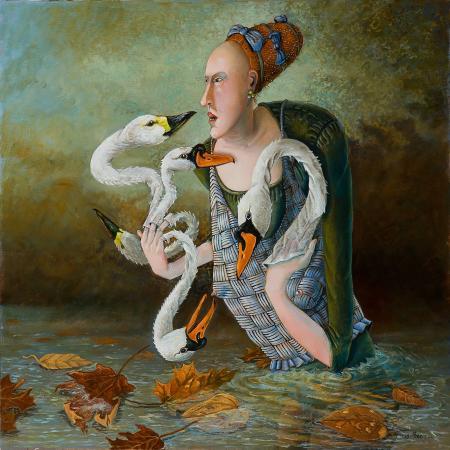 AA - Gathering Swan - 24x24in - oil - 2002.jpg